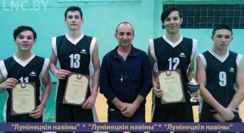 Финалисты разыграли награды первенства по баскетболу