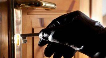 Как защитить себя от квартирных краж?