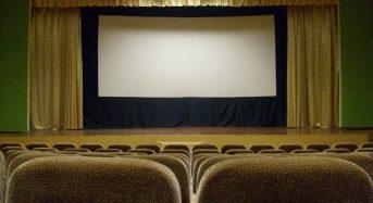 Кинотеатр временно не работает