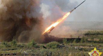 В Беларуси проводятся тактические учения с подразделениями ракетных войск Вооруженных Сил