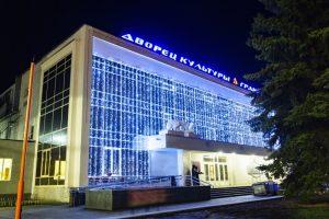 Резные скульптуры украсят площадь Дворца культуры РУПП «Гранит»