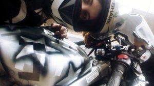 Мотоциклистка: «Собственный байк у меня появился раньше, чем получила права на управление им»